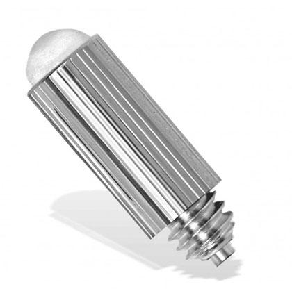 K-129 Lâmpada para Laringoscópio Universal - Rosca Grossa