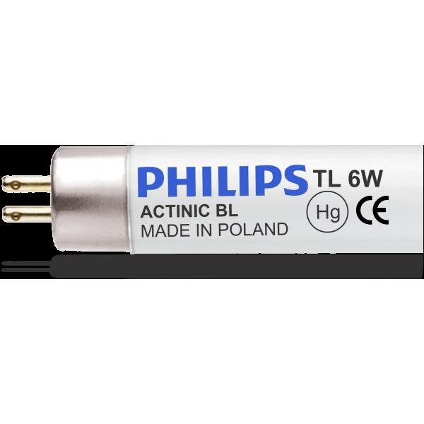 BLACK LIGHT 6W - TL 6W/05 - PHILIPS Philips