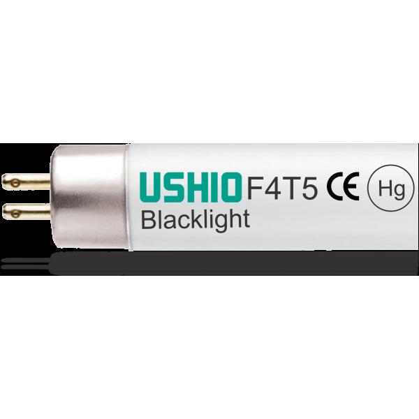BLACK LIGHT 4W - F4T5/BL - USHIO